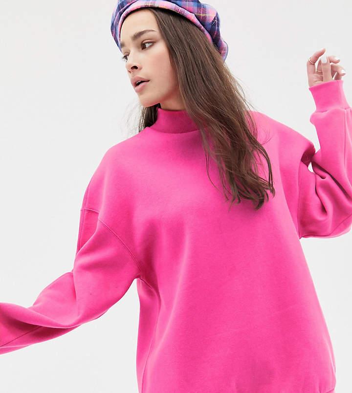 8a8cf819 Bershka Women's Sweatshirts - ShopStyle