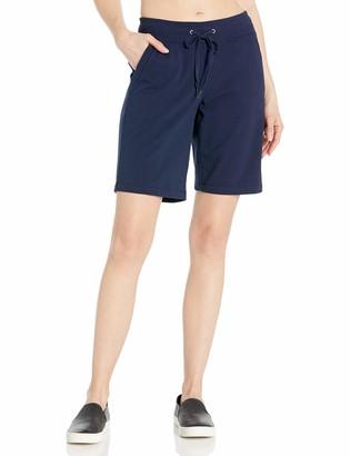 Danskin Plus Size Women's Essential Bermuda Short