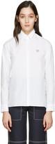 Kenzo White Tiger Shirt