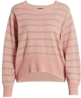 Splendid Tradewinds Striped Pullover