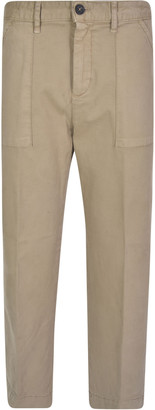 Massimo Alba Straight Fit Trousers