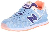 New Balance Women's WL574 Summer Waves Running Shoe