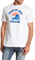 Volcom Froth of July Short Sleeve Tee