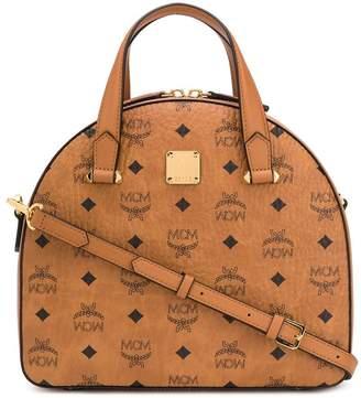 MCM Essential Half Moon tote bag