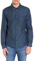Ezekiel Reserved Long Sleeve Trim Fit Shirt