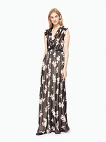 Kate Spade Dusk floral jia dress