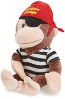 Gund Curious George - Pirate Stuffed Animal