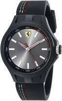 Ferrari Men's 830218 Pit Crew Analog Display Quartz Watch