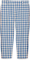 Gucci Children's check wool pant