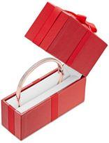 Macy's Diamond Pavé Bangle Bracelet (1/4 ct. tw.) in 14k Gold Over Sterling Silver, 14K Rose Gold Over Sterling Silver or Sterling Silver