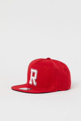 H&M Cap with Motif - Red