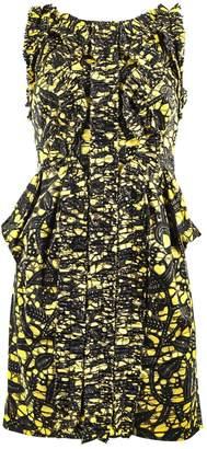 Thakoon \N Yellow Cotton Dresses