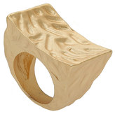Topshop Concave Ring