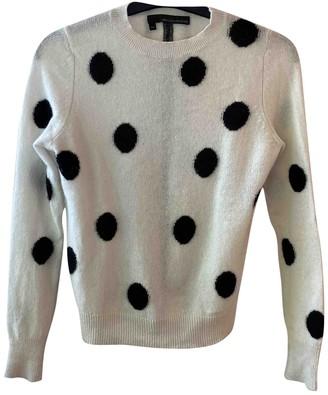 360 Cashmere Ecru Cashmere Knitwear for Women