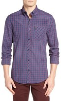 Ben Sherman Men's Mod Fit House Check Shirt