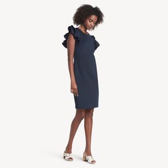 Tommy Hilfiger Essential Ruffle-Sleeve Dress
