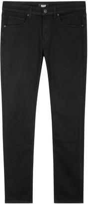 Paige Croft Black Skinny Jeans