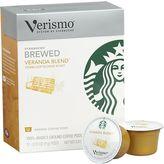 Starbucks Verismo® Veranda BlendTM Coffee Pods. 12 .31 oz. pods