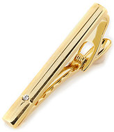 Roundtree & Yorke Roundtree & York Gold Cylinder Tie Clip