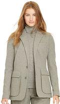 Polo Ralph Lauren Flannel 2-Button Jacket