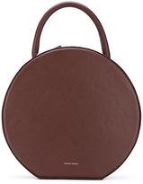 Mansur Gavriel circular handbag - women - Leather - One Size