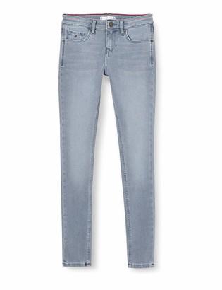 Tommy Hilfiger Girl's Nora Super Skinny DYNDGBST Jeans