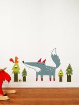 Luka the Wolf Wall Art