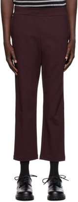 N.Hoolywood Purple Easy Lounge Pants