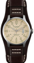 Filson Men&s Mackinaw Field Chronograph Quartz Watch