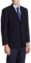 Brooks Brothers Two Button Notch Lapel Wool Suit Separates Jacket