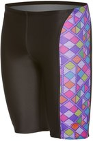 Speedo Flipturns Geotribe Jammer Swimsuit 8146102