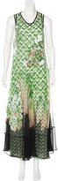 Missoni Silk Embellished Gown w/ Tags