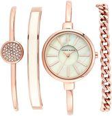 Anne Klein Rose Gold Bracelet Watch