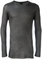 Avant Toi longsleeved T-shirt - men - Cotton/Polyamide/Viscose - S