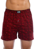 Joe Boxer Two Pack of Loose Fit Boxers