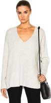 Rag & Bone Phyllis Cashmere V Neck Sweater