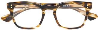Dita Eyewear Mann square frame glasses