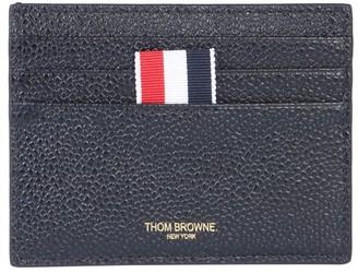 Thom Browne Logo Detail Card Holder