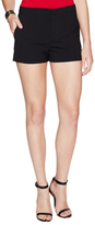 RED Valentino Wool Flat Front Trouser Short