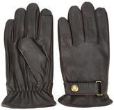 Polo Ralph Lauren leather gloves