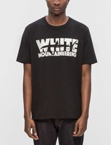 "White Mountaineering Shark"" Printed S/S T-Shirt"