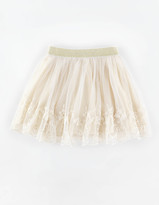 Boden Pretty Lace Skirt