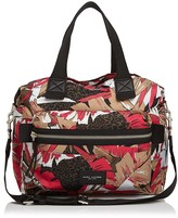 Marc Jacobs Biker Palm Print Diaper Bag