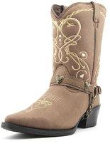 Durango Western Boots Girls Crush Kid Heartfelt 6 Youth DBT0136