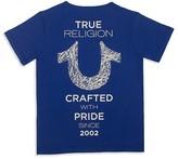 True Religion Boys' Shoe String Tee - Big Kid