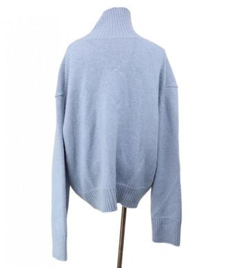 Celine Blue Cashmere Knitwear