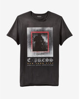 Express New York City Music Poster Graphic Tee