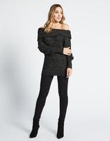 Deshabille Simone Sweater Black