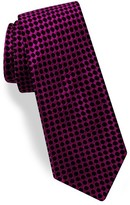 Ted Baker Men's Dot Print Silk Tie