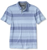 Banana Republic Ombre-Stripe Pique Polo